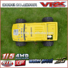 New design fashion low price 4WD Gas Car , car model kits