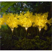 Светодиодные солнечные фонари