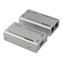 HDMI Extender 60M Over Dual Cat 5e / 6