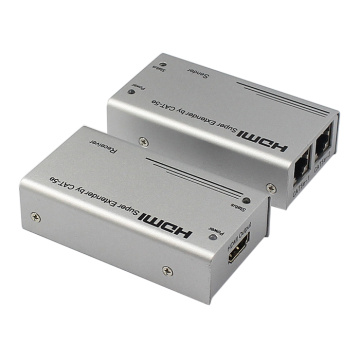 HDMI Extender 60M Over Dual Cat 5e/6
