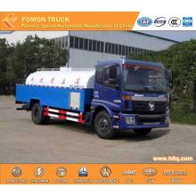 Foton 4x2 10000L Pressure Sewer Flushing Truck