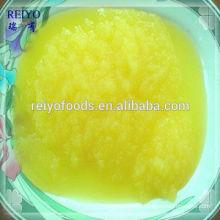healthy apple sauce light yellow