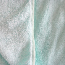 Soft Microfiber Coral Fleece Bath Towels