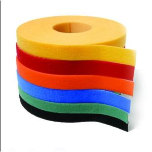 Colorful Nylon Velcro Hook and Loop Tape