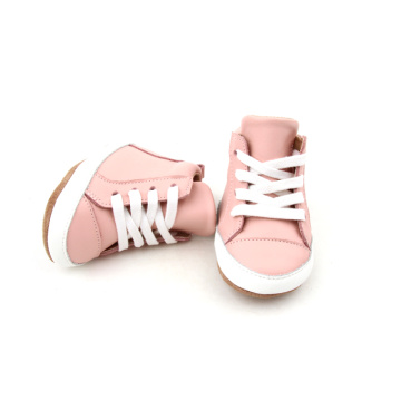 Buiten Running Pink Baby Shoes Boots Girls