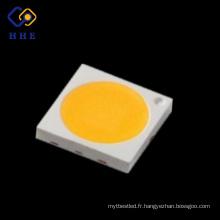 Échantillon gratuit cool blanc haute puissance CRI 80-85 3030 smd 1 watt led