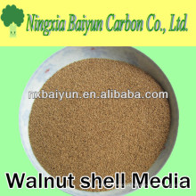 60 mesh walnut shell powder price for grease removal