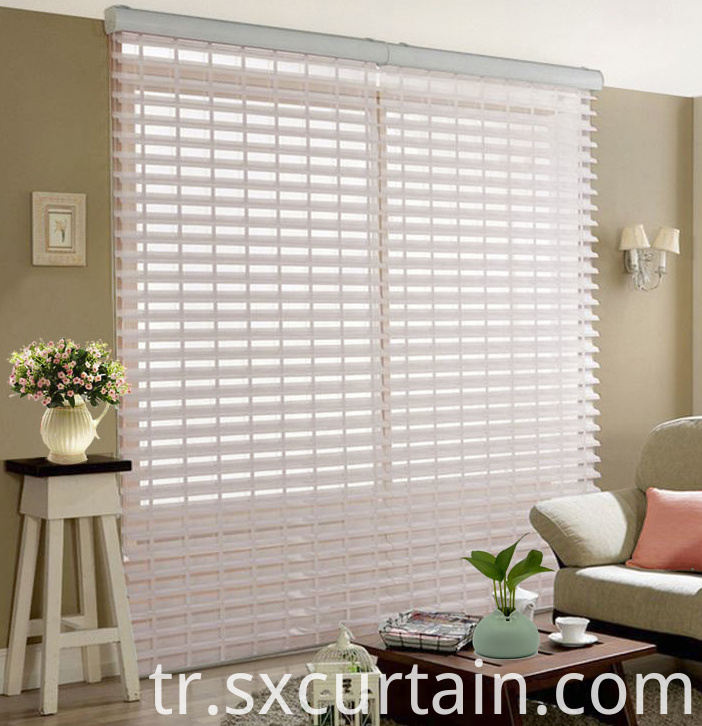 Factory Price Blind Shangri-la Curtain