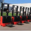 Empilhadeira elétrica de 1000kg 1200kg 1500kg mini