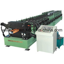 Downpipe Machine Trapezoidal Roofing Sheet Roll Forming Machine