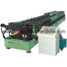 Máquina de Downpipe Máquina Trapezoidal da folha da telhadura que dá forma à máquina