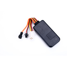 Cost-effective car GPS tracker with alarms