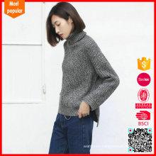 New fashion cashmere jumpers sale turtleneck cashmere sweater women