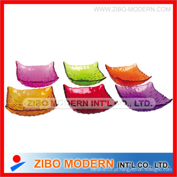 6PC Glass Bowl Set