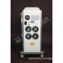 High Power 808nm Diode Laser Female Facial Hair Removal Machine / Equipment