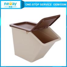 50л Цвет пластиковая коробка для хранения с крышкой