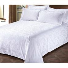 100% полиэстер микрофибра с тиснением ткань для постельного белья