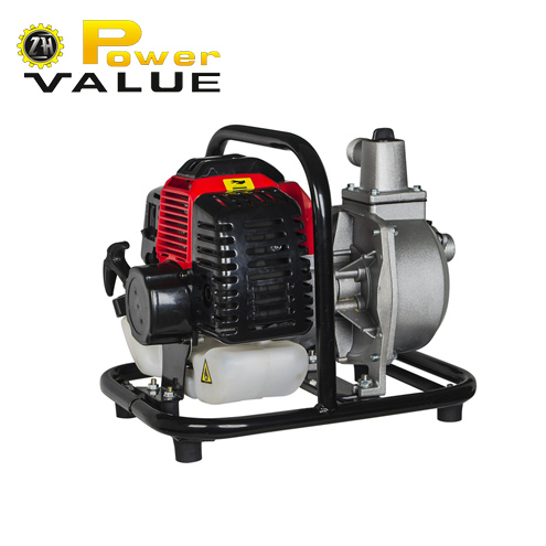 How Does A Gasoline Powered Water Pump Operate