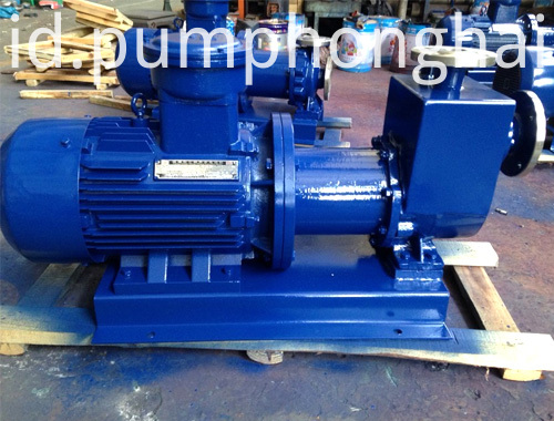 magnetic drive circulation pump