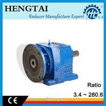 Reductor de la serie R del fabricante de la caja de cambios de China