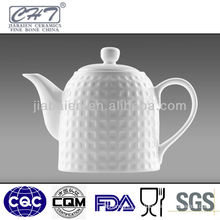 Hot selling elegant fine bone china porcelain coffee/rea tea pot