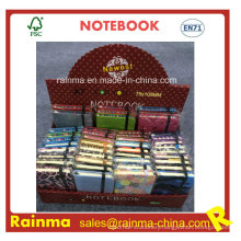 A6 Mini Hardcover Notebook in Display Box
