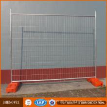 Cerca plástica provisória / Austrália galvanizou painéis de cerca do Temp