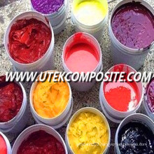 Multicolor High Performance Pigment Paste for FRP