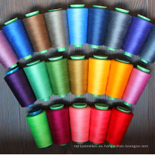 40s / 2 Hilo de coser 100% hilado de poliéster