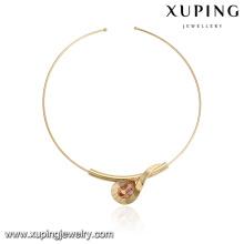 Halsketten-Halskettenfrauen der kundenspezifischen Schmucksachen necklace-00343