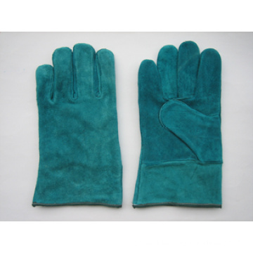 Full Cow Leather Work Glove-9968