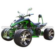 250cc 수냉식 사슬 구동에서 14 합금 바퀴 경주 ATV