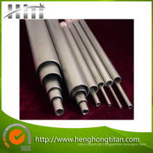 A tubulação sem emenda Titanium Titanium / laminou o tubo sem emenda
