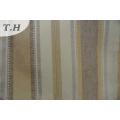 2016 Noble Jacquard Sofa Fabric con rayas verticales (FTH31859B)