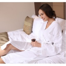 Canasin 5 Star Hotel Waffle Bathrobe 100% cotton