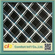 2014 nova impressão projeta tecido de estofamento de assento de carro clássico