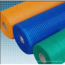 Bonne qualité 5X5mm / 160g de maille en fibre de verre en provenance de Chine utilisée dans Eifs