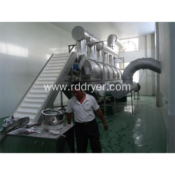 Powder Vibration Fluid Bed Drying