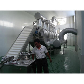 Zlg Model Vibrating Refined Salt Fluid Bed Dryer
