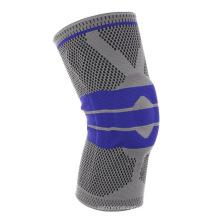 Genouillère antidérapante pour la pratique du basket-ball contre l'arthrite