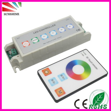 6-Key Touch RF RGB LED Controller