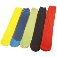 Chaussettes jetables personnalisées pour femmes hommes