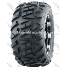 Radial ATV tire 25x8R12