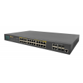 10 / 100Mbps 24 Ports POE Switch Managed