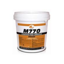 Fuerte Adhesivo de suelos de linóleo a base de agua para pisos de chapa de PVC
