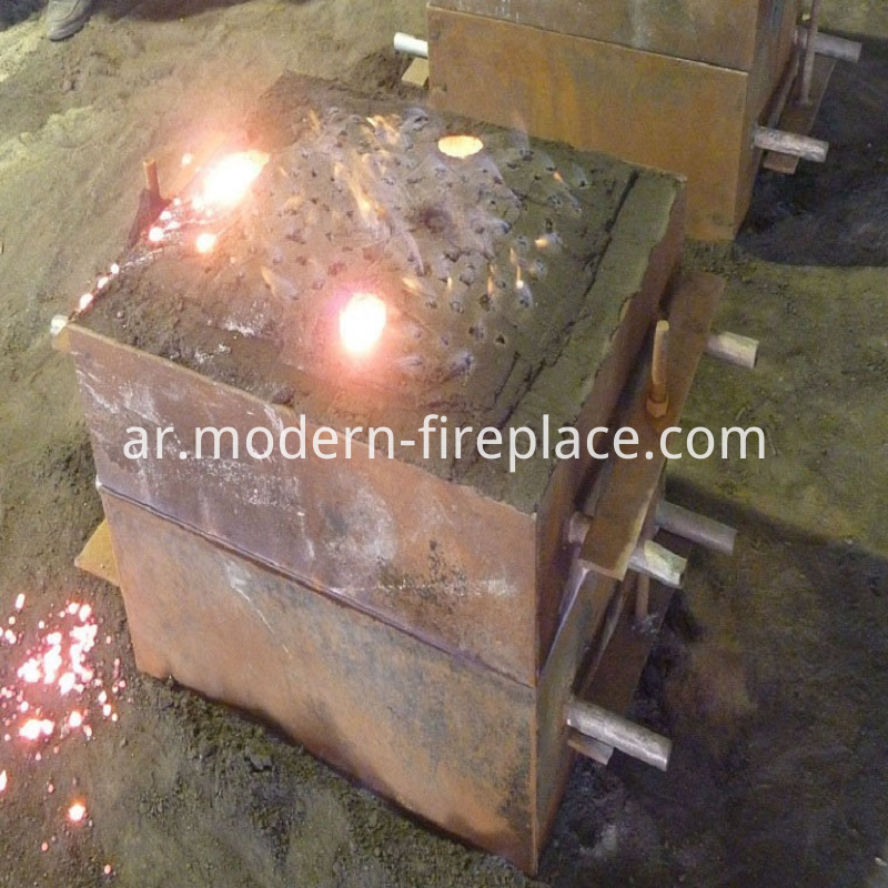 Wood Indoor Burning Stoves Production