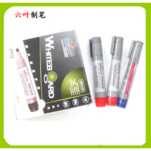 Não-tóxico Refilable Whiteboard Marcador Pen (WB-520), Papelaria Pen