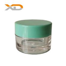 hot selling small size PETG cream jar in stock 0.5oz 1oz 2oz 3oz