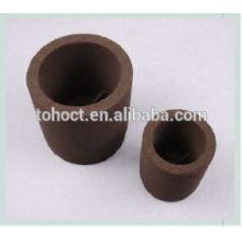 manguito de aislamiento aislante exotérmico / manguito de cerámica