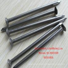 EXW uñas de hierro clavos de acero